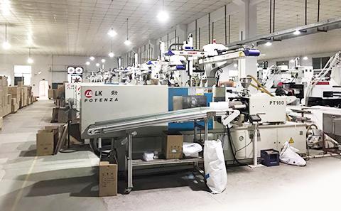 全自动设备 高效生产交货