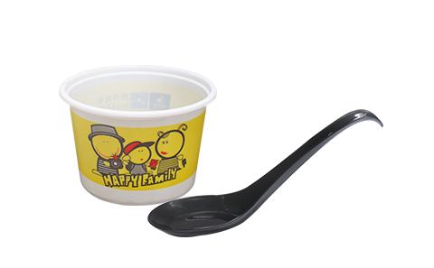 满足个性化一次性餐饮塑胶制品定制